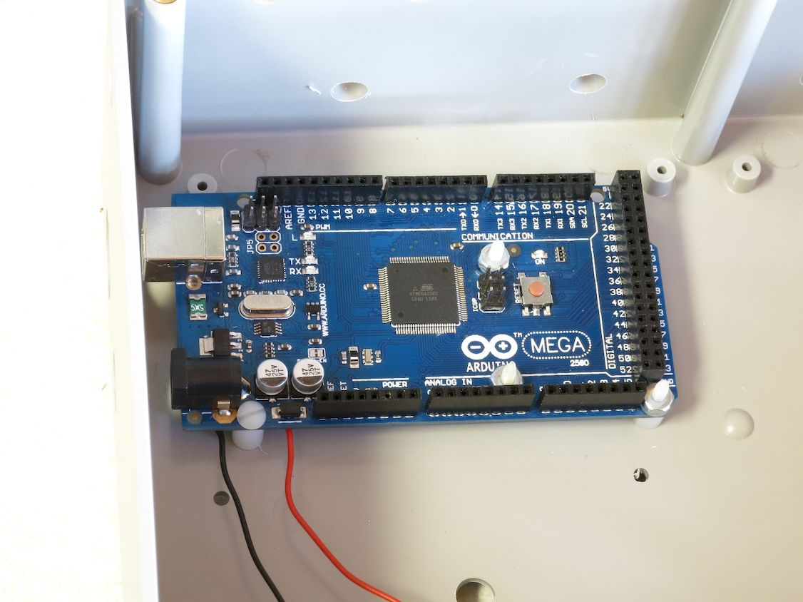 11. Assembling the control box — Affordable Reflectance ...